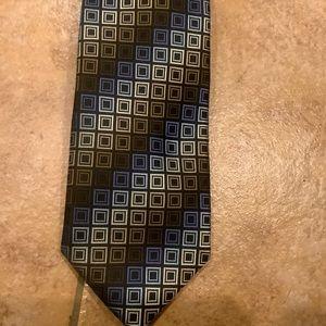 Ivy crew.  Men's tie